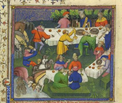 Gaston Phoebus (1331–1391),  Le Livre de la chasse , Paris, circa 1407