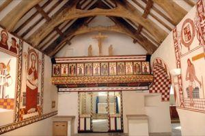 St. Telios Church, St. Fagans, Wales